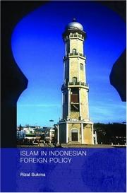 Cover of: Islam in Indonesian Foreign Policy (Politics in Asia)
