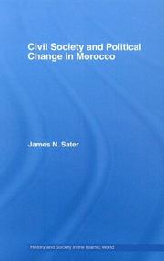 Cover of: Civil Society and Political Change in Morocco (History and Society in the Islamic World)