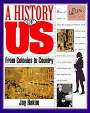 Cover of: From colonies to country