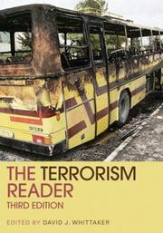 Cover of: The Terrorism Reader
