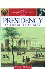 Cover of: The young Oxford companion to the presidency of the United States