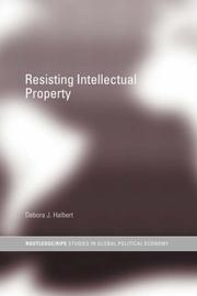 Cover of: Resisting intellectual property law