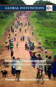Cover of: Internal Displacement