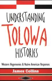 Cover of: Understanding Tolowa histories