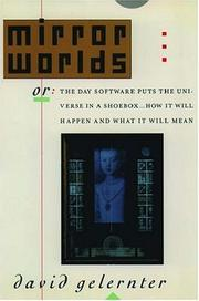 Cover of: Mirror worlds