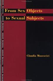 Cover of: From sex objects to sexual subjects