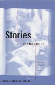 Cover of: Stories and Their Limits | Hilde Nelson