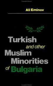 Cover of: Turkish and other Muslim minorities in Bulgaria