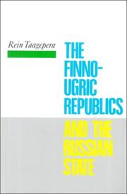 Finno-Ugric republics and the Russian state