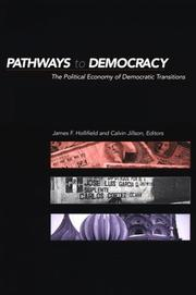 Cover of: Pathways to Democracy
