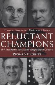 Cover of: Reluctant Champions