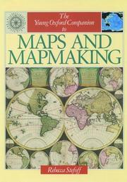 Cover of: The young Oxford companion to maps and mapmaking