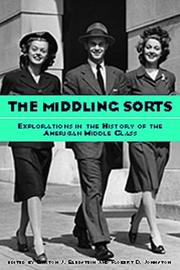 Cover of: The Middling Sorts | B. Bledstein