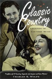 Cover of: Classic Country