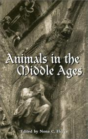 Cover of: Animals in the Middle Ages | Nora C. Flores