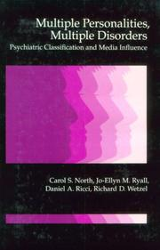 Cover of: Multiple personalities, multiple disorders |