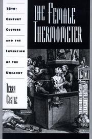Cover of: The female thermometer