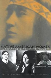 Cover of: Native American Women