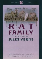 Cover of: Adventures of the rat family ; a fairy tale