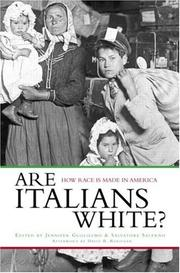 Cover of: Are Italians White?