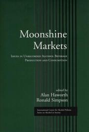 Cover of: Moonshine markets |