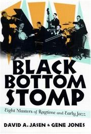 Cover of: Black bottom stomp