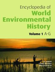 Encyclopedia of World Environmental History
