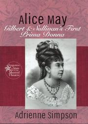 Cover of: Alice May