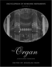 Cover of: The Organ |