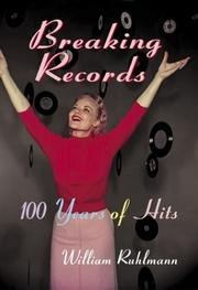 Breaking records by William Ruhlmann