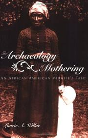 Cover of: The Archaeology of Mothering | Laurie A. Wilkie