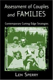 Assessment of Couples and Families by Len Sperry