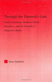 Cover of: Through The Daemon
