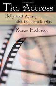 Cover of: The Actress | Karen Hollinger