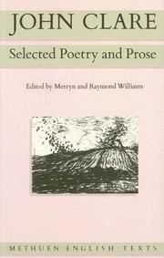 Cover of: John Clare