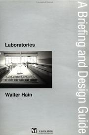 Cover of: Laboratories
