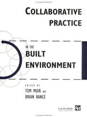 Cover of: Collaborative Practice in the Built Environment (Built Environment Series of Textbooks)