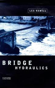Cover of: Bridge hydraulics