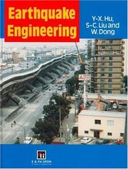 Cover of: Earthquake engineering | YuМ€-hsien Hu
