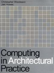 Cover of: Computing in Architectural Practice | C. Woodward