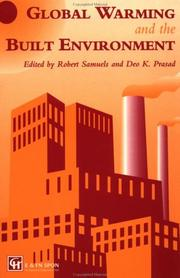 Cover of: Global Warming and the Built Environment | D.K. Prasad