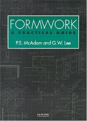 Cover of: Formwork