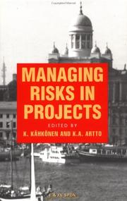 Cover of: Managing risks in projects