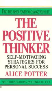 Cover of: The Positive thinker