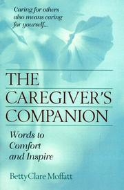 Cover of: The caregiver's companion