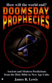 Cover of: Doomsday Prophecies | James R. Lewis