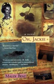 Cover of: Oh, Jackie | Maudy Benz