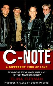 Cover of: C-Note