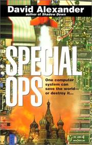 Cover of: Special ops