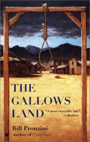Cover of: The gallows land